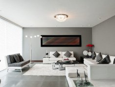 сатиновая фактура потолки фото