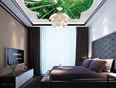 3д натяжные потолки фото и цена